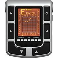 D'addario Planet Waves Chordmaster/Tuner/Metronome Silver  Black
