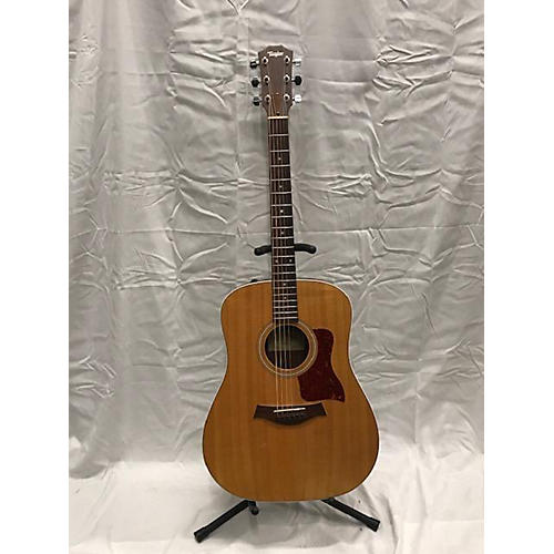 used taylor 210e acoustic electric guitar natural guitar center. Black Bedroom Furniture Sets. Home Design Ideas
