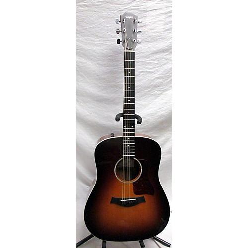 used taylor 210e dlx acoustic electric guitar sunburst guitar center. Black Bedroom Furniture Sets. Home Design Ideas