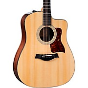 210ce Plus Dreadnought Acoustic-Electric Guitar Natural