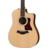 Taylor 210ce Rosewood Dreadnought Acoustic-Electric Guitar Natural