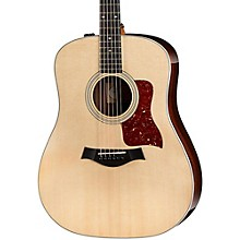 210e Deluxe Dreadnought Acoustic-Electric Guitar Natural