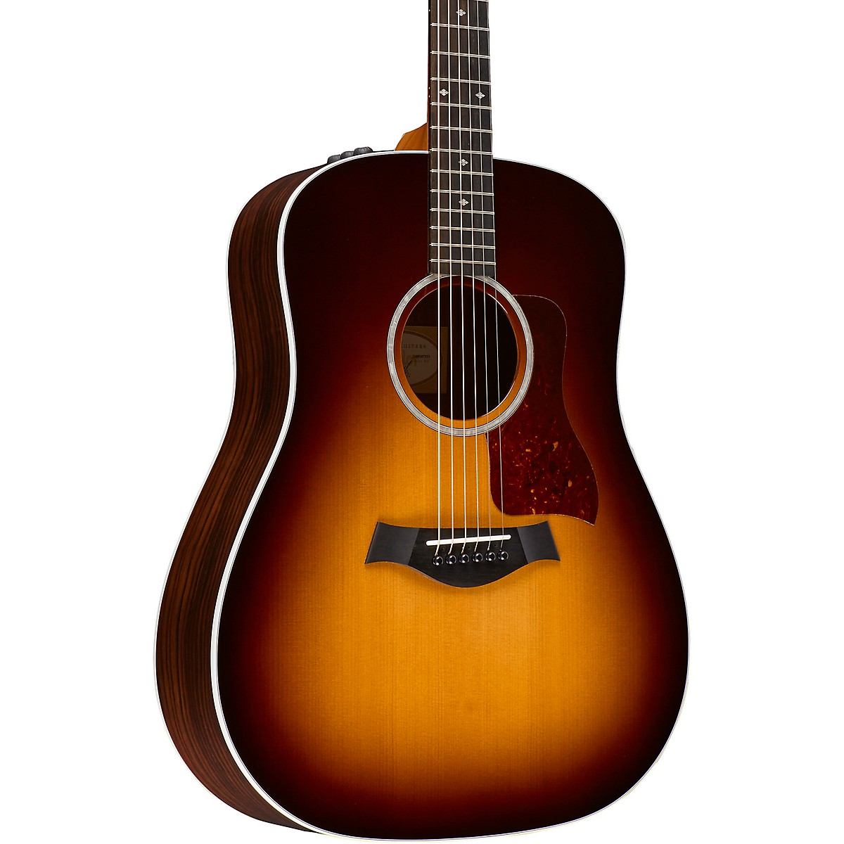 Taylor 210e Deluxe Dreadnought Acoustic-Electric Guitar