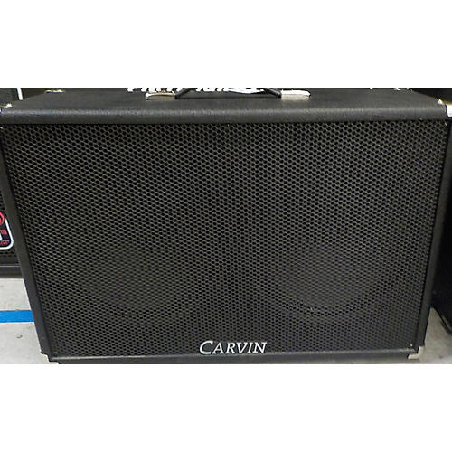 Carvin 212 CAB CLOSE BACK Guitar Cabinet