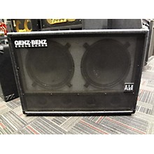 Genz Benz 212 FLEX Bass Cabinet