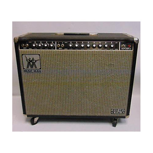 Ernie Ball Music Man 212 HD ONE-THIRTY Tube Guitar Combo Amp