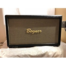 Bogner 212CB 2x12 8ohm Closed Back Low Profile Cabinet Guitar Cabinet