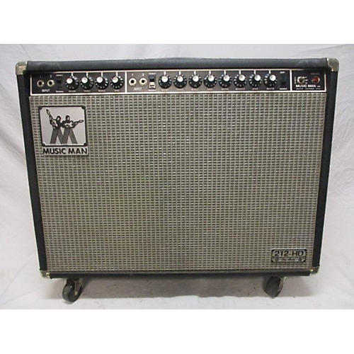 Ernie Ball Music Man 212HD Tube Guitar Combo Amp