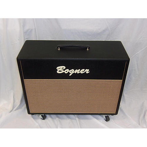 Bogner 212O 8Ohm Open Back 2x12 Guitar Cabinet