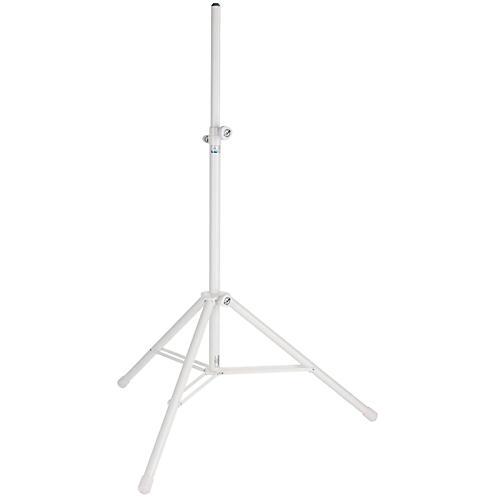 K&M 21460.177.76 Aluminum Speaker Stand (White)