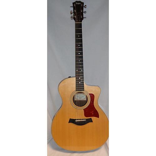 Taylor 214CE DLX Acoustic Guitar