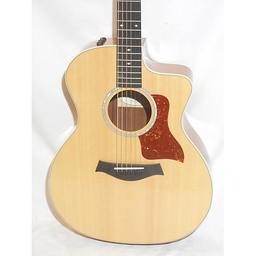 Taylor 214CE-FS Deluxe Acoustic Guitar