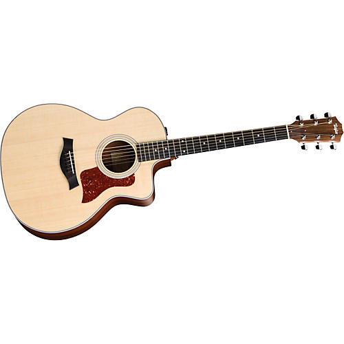 Taylor 214CE-G Grand Auditorium Acoustic-Electric Guitar with Gloss Finish