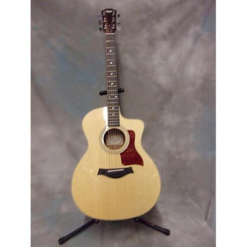Taylor 214CEK DLX Acoustic Electric Guitar