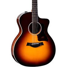214ce DLX Grand Auditorium Acoustic-Electric Guitar Tobacco Sunburst