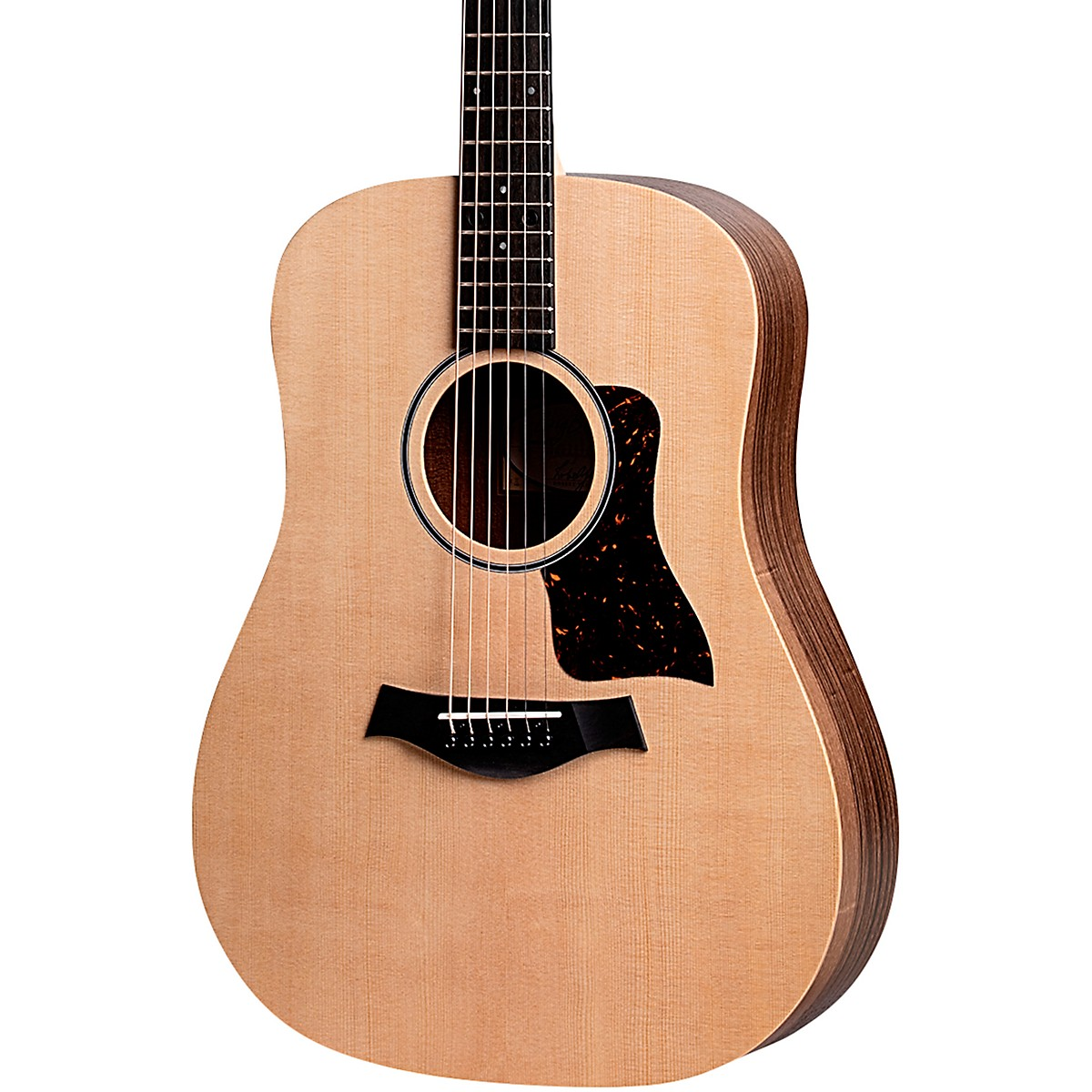 Taylor 214ce Figured Ovangkol Deluxe Limited Edition Grand Auditorium Acoustic-Electric Guitar
