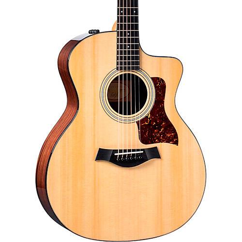 Taylor 214ce Plus Grand Auditorium Acoustic-Electric Guitar