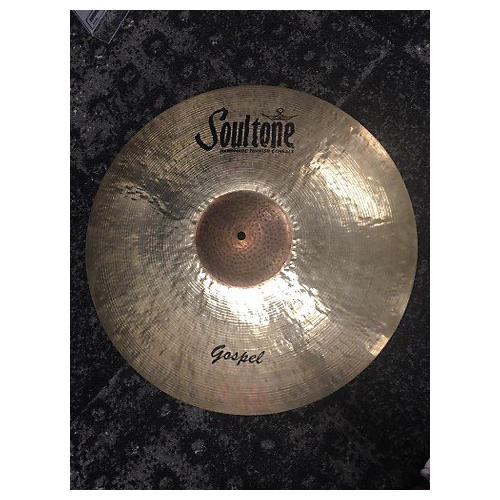Soultone 21in 21 Inch Ride Cymbal