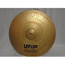 UFIP 21in 21' Ride Experience Series Cymbal