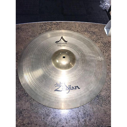 Zildjian 21in A Custom Rezo Ride Cymbal