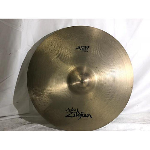 Zildjian 21in A Series Sweet Ride Cymbal