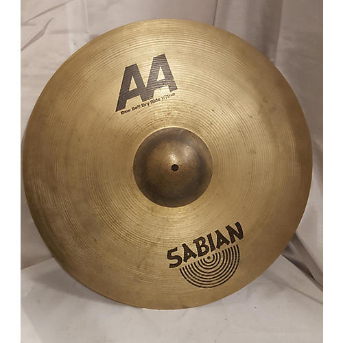 Sabian 21in AA Raw Bell Dry Ride