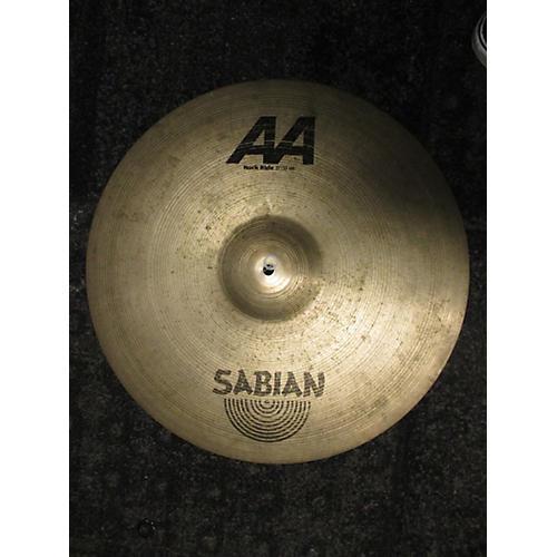 Sabian 21in AA Rock Ride Cymbal