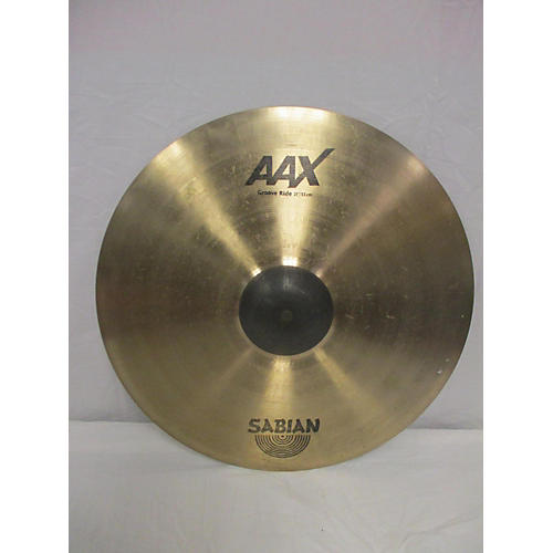 Sabian 21in AAX Groove Ride Cymbal
