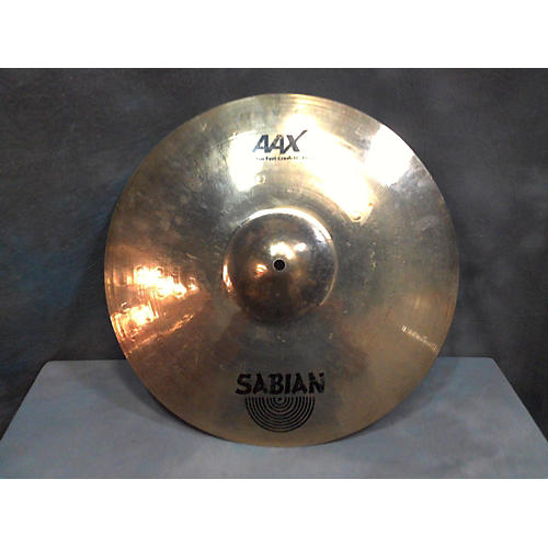 Sabian 21in AAX Xplosion Fast Crash Cymbal