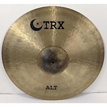 TRX 21in ALT Cymbal