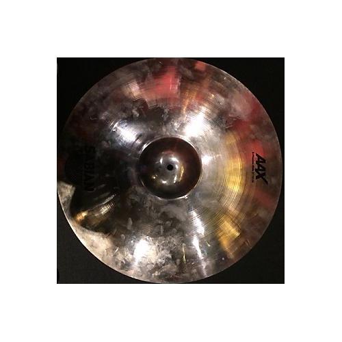 Sabian 21in AXX X PLOSION RIDE Cymbal