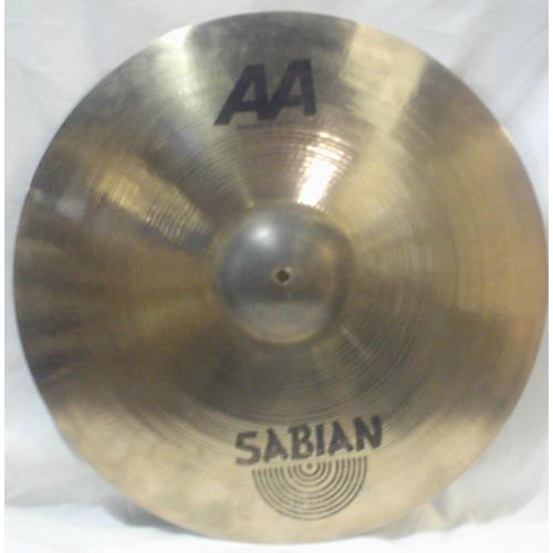 Sabian 21in Aa Bash Ride Cymbal