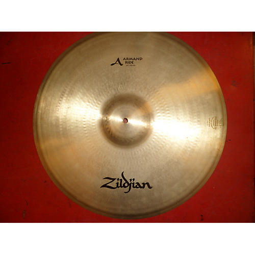 Zildjian 21in Armand Series Ride Cymbal