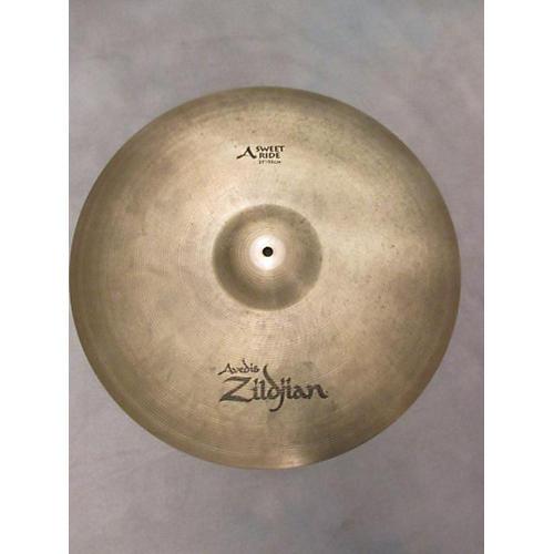 Zildjian 21in Avedis Sweet Ride Cymbal