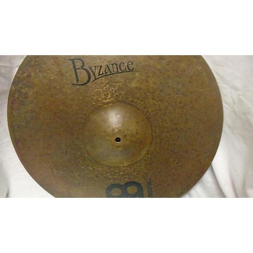 Meinl 21in Byzance Dark Ride Cymbal