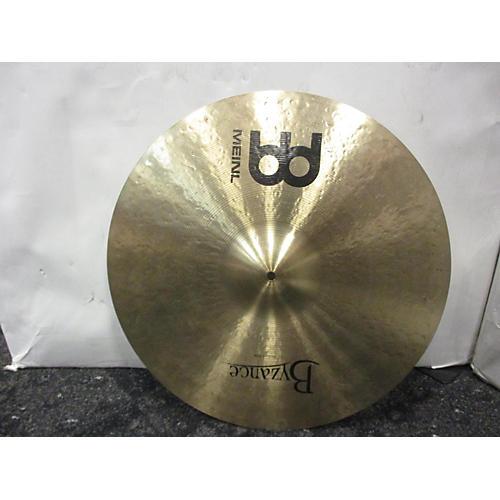 Meinl 21in Byzance Medium Ride Cymbal