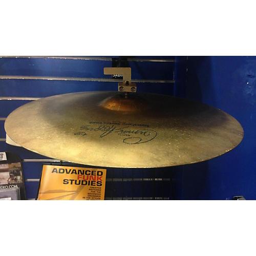 Sabian 21in Carmine Appice Signature Ride Cymbal
