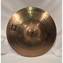 Stagg 21in DH Exo Xtra Dry Ride Cymbal