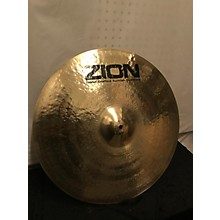 Zion 21in Elite Ride Cymbal