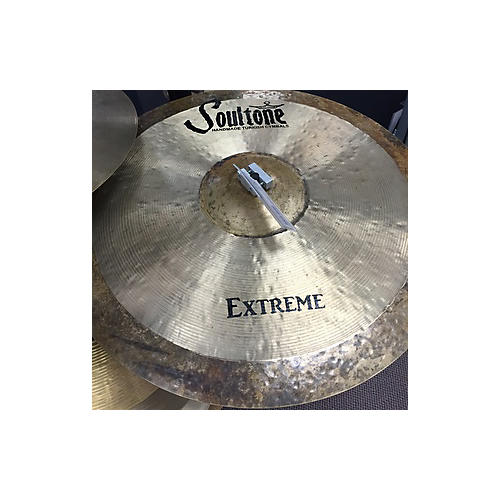 Soultone 21in Extreme Ride Cymbal