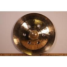 Soultone 21in Gospel FXO China Cymbal