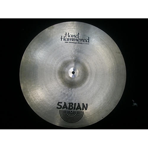 Sabian 21in HH Vintage Ride Cymbal