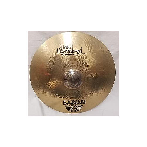 Sabian 21in Hand Hammered Cymbal