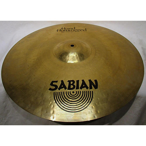 Sabian 21in Hand Hammered Vintage Ride Cymbal