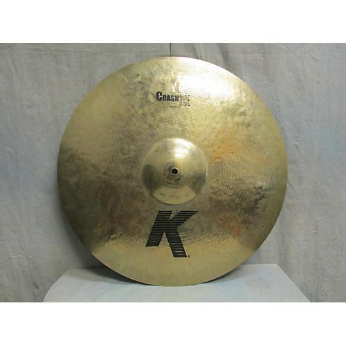 Zildjian 21in K Crash Ride Cymbal