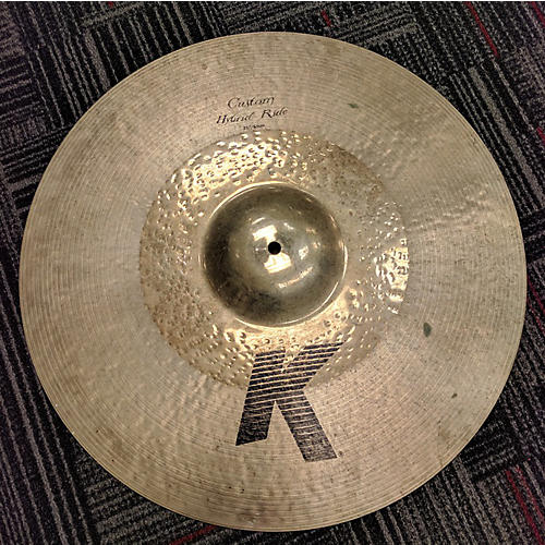 Zildjian 21in K Custom Hybrid Ride Cymbal