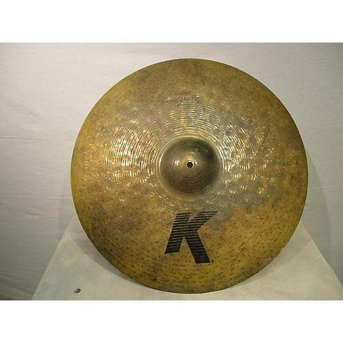 Zildjian 21in K Custom Special Dry Ride Cymbal