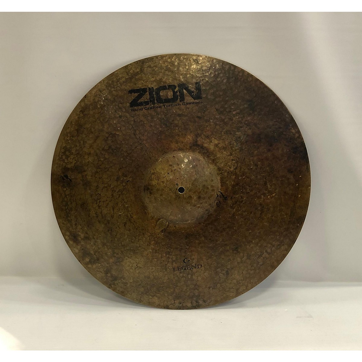 Zion 21in Legend Ride Cymbal
