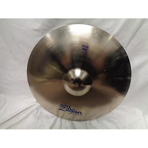 Zildjian 21in PLATINUM ROCK RIDE Cymbal