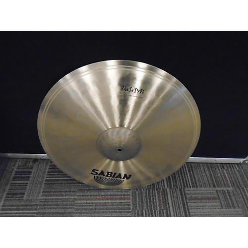 Sabian 21in Prototype Control Ride Cymbal